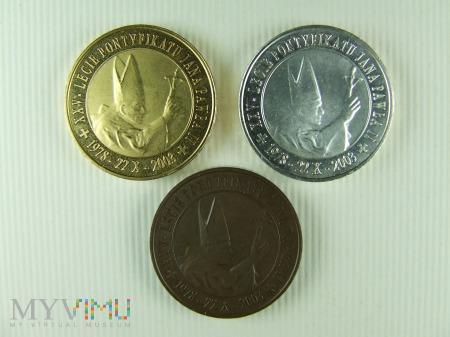 XXV LAT PONTYFIKATU JANA PAWŁA II ŁÓDŹ 2003