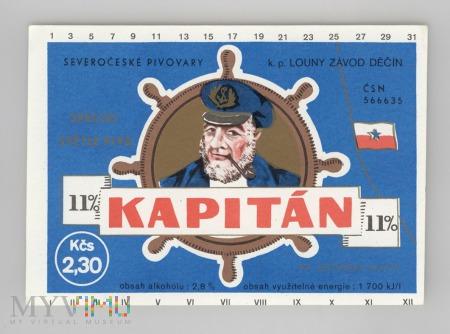 Děčín Kapitan