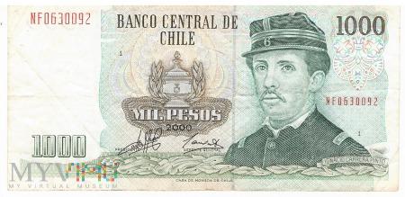 Chile - 1 000 pesos (2000)