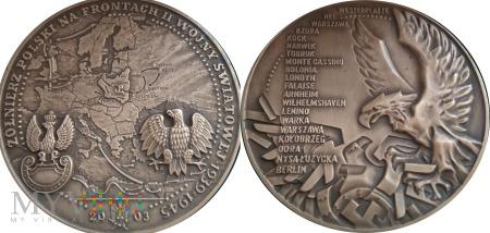 266. Żołnierz Polski Na Frontach II WŚ - Wersja II
