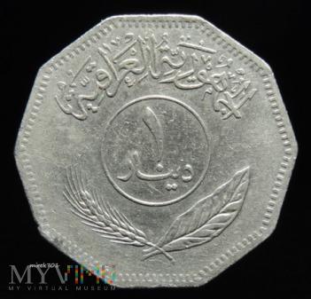 Irak 1 Dinar 1981
