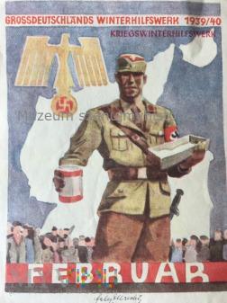 Duże zdjęcie Türplaketten Februar 1940