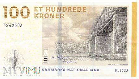Dania - 100 koron (2015)