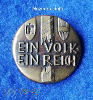 Duże zdjęcie Tagungsabzeichen-Ein Volk...