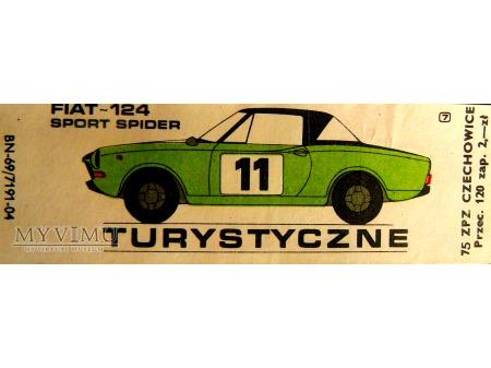 Duże zdjęcie FIAT 124