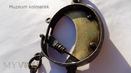 Waga- kantarek SOLINGEN J.P. ENGELS XIX w.