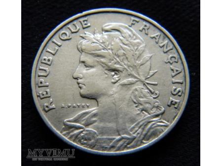 25 Centimes 1903