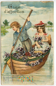 Znak sympatii - 1907