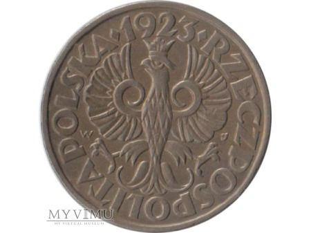 20 groszy 1923 rok