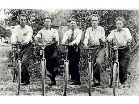 Duże zdjęcie cykliści