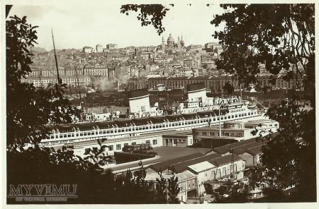 Włochy - Genova - 1935 r.
