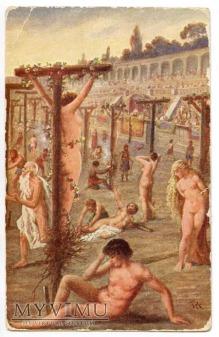 Quo Vadis - Pochodnie Nerona - F.R.