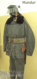 Mundur polowy-bojowy; kurtka zimowa