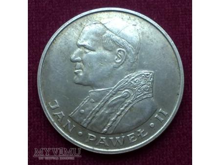 Duże zdjęcie 1000 zł. z Janem Pawłem II
