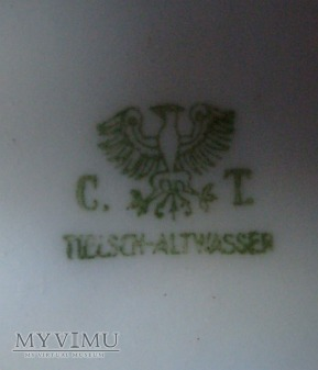 C.T.Altwasser Silesia -kubek