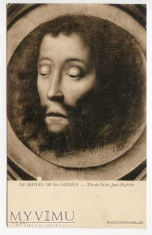 Kopf Johannes - Głowa św. Jana na tacy