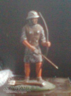 Figurka angielskiego łucznika