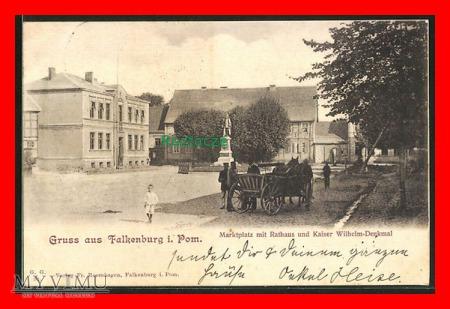 ZŁOCIENIEC Falkenburg
