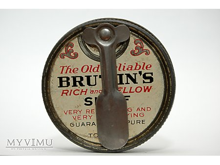 Duże zdjęcie Tabaka Bruton's Scotch