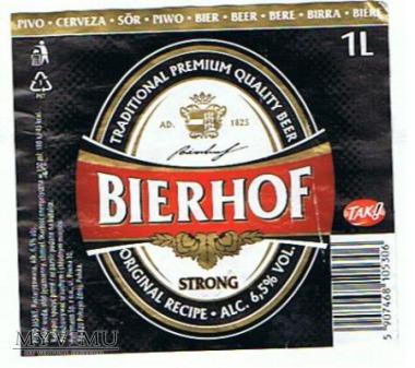 bierhof strong