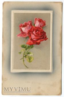 Catharina C. Klein Róże Meissner Buch London