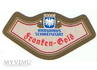 franken gold - krawatka