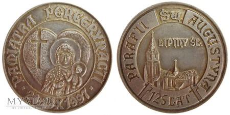 125 lat Parafii Św. Augustyna w Lipinach Śl. 1997