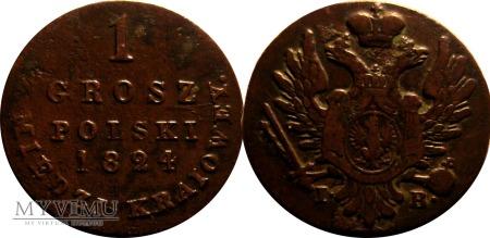 1 grosz 1824