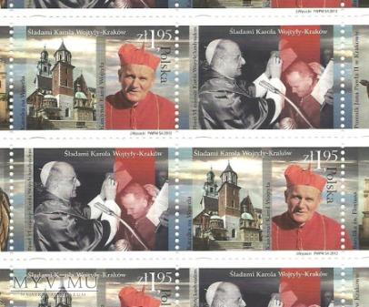 Kardynał K. Wojtyła