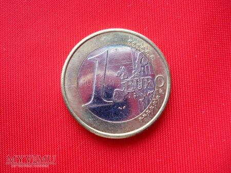 1 euro - Holandia*