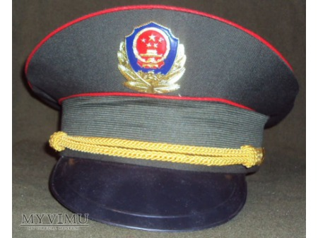 Chińska czapka garnizonowa