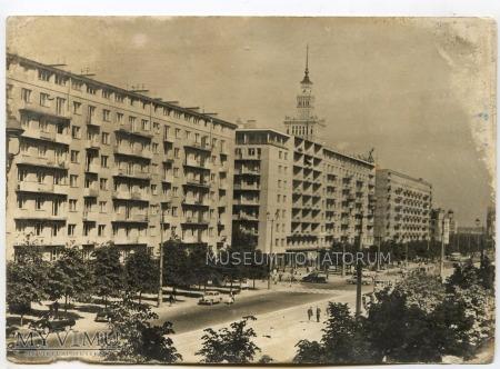 W-wa - ul. Marszałkowska - 1964
