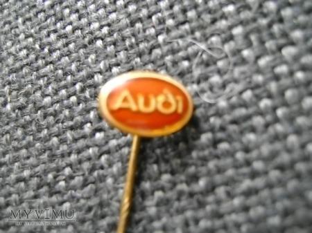 Duże zdjęcie wpinka Audi