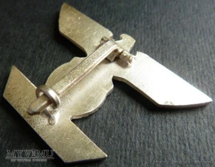 Szpanga do Krzyża Żelaznego I klasy