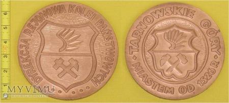 Medal kolejowy DRKP Tarnowskie Góry