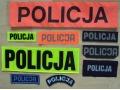 Policja - dodatki do munduru