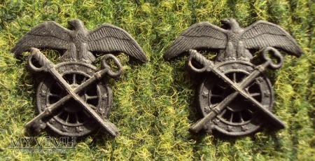 US Army: korpusówki Quartermaster