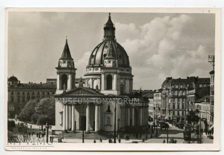 W-wa - Kościół św. Aleksandra - 1939-44