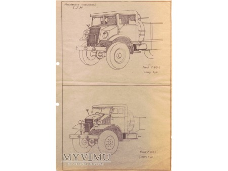 Duże zdjęcie Stare ciężarówki.