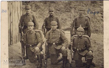 150 Pułk Piechoty ( 1 Warmiński ) Olsztyn 1917