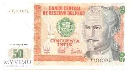 50 INTIS Peru