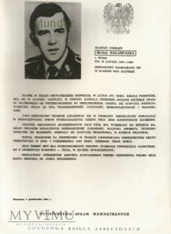 Zdjęcie propagandowe MO: młodszy chorąży