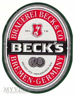 Niemcy, BECK'S 0,5
