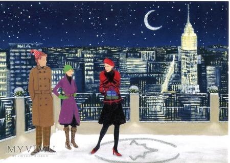 Duże zdjęcie Peek & Cloppenburg Reklamowe Świąteczne pocztówki