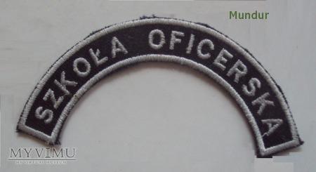 SW - Znak identyfikacyjny szkoły oficerskiej