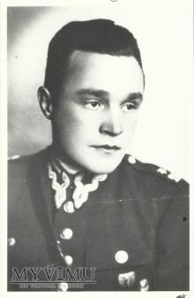 Duże zdjęcie Podporucznik Tadeusz Basiński z 25 p. uł. Wielk.