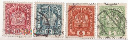 Kaiserliche Königliche Österreichische Post 1918