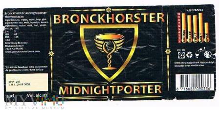 bronckhorster midnightporter
