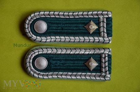 Oznaki stopnia - Volkspolizei Hauptwachtmeister