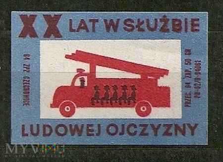 XX lat w służbie Ludowej Ojczyzny.1964